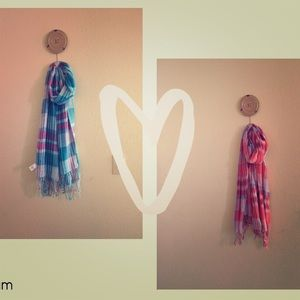 2 American Eagle Outfitters Scarves